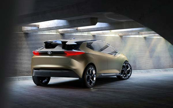 Tata 45X Concept