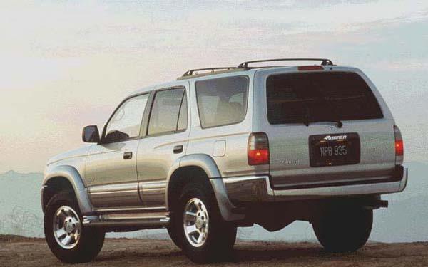 Фото Toyota 4Runner  (1995-2003)