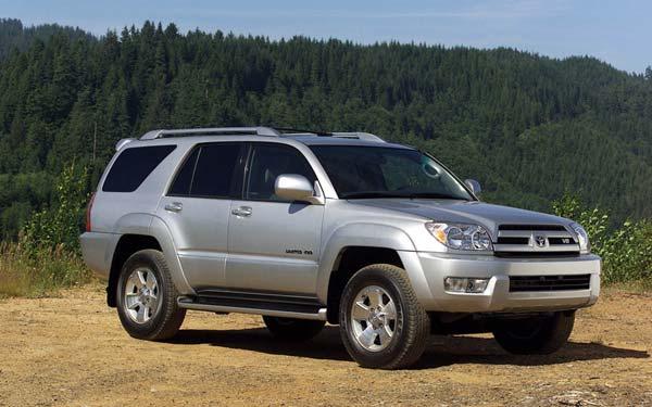 Toyota 4Runner 2003-2006