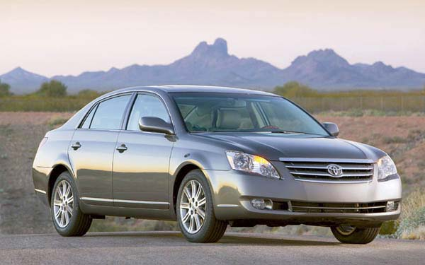 Toyota Avalon 2005-2009