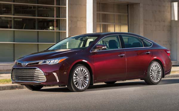Toyota Avalon 2015-2018