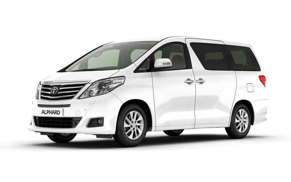 Toyota Alphard 2011-2015