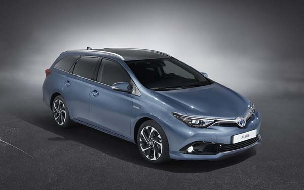 Toyota Auris Touring Sports (2015...) Фото #145