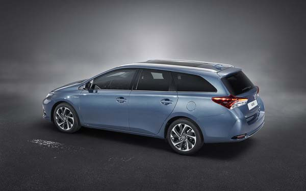 Toyota Auris Touring Sports (2015...) Фото #146