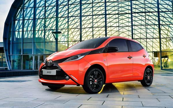 Toyota Aygo 2014-2018