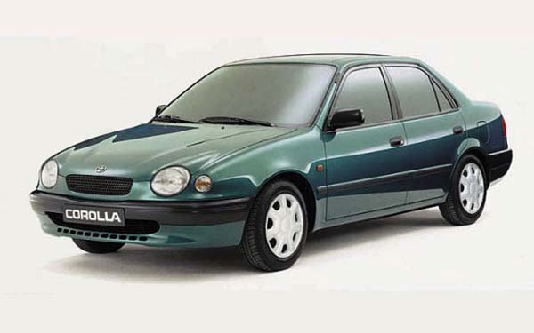 Toyota Corolla 1995-2000