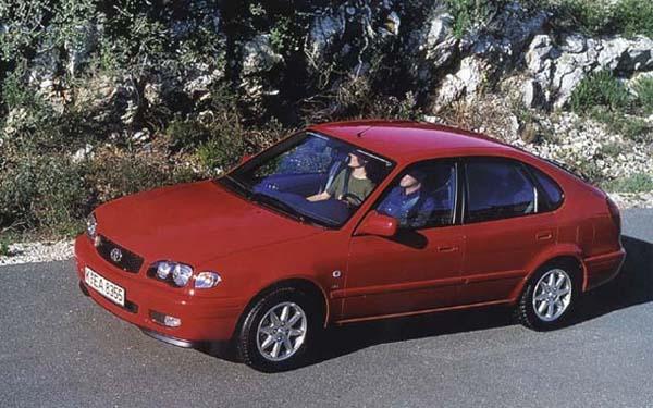 Toyota Corolla Liftback 2000-2001