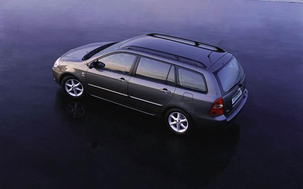 Toyota Corolla Wagon 2002-2004