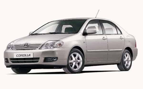 Фото Toyota Corolla  (2005-2006)