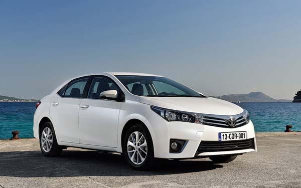 Toyota Corolla 2013-2016