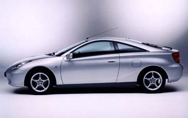 Toyota Celica 1999-2002