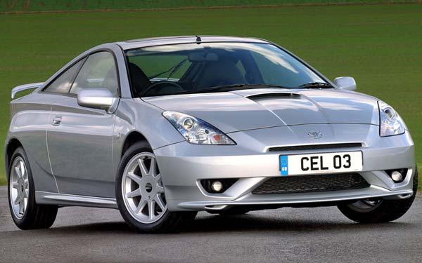 Toyota Celica 2002-2005