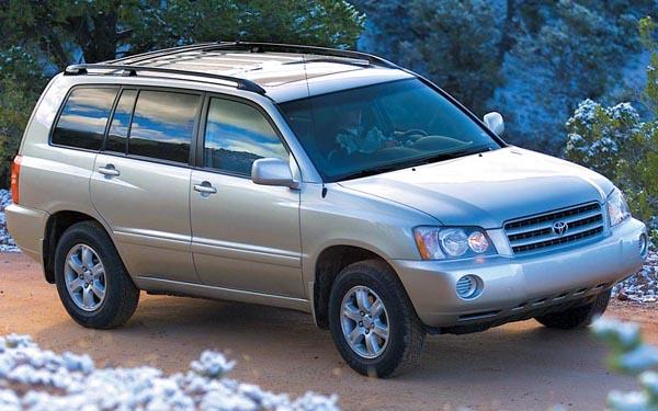 Toyota Highlander 2004-2007