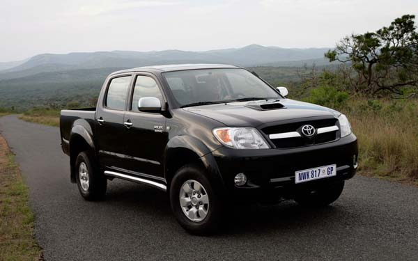 Toyota Hilux 2005-2008