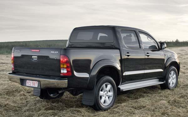 Toyota Hilux 2008-2011