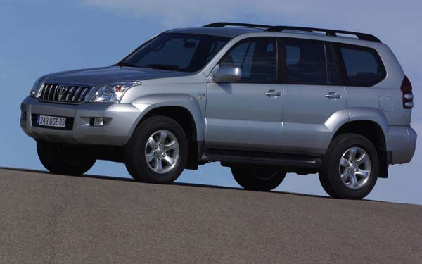 Toyota Land Cruiser Prado 2003-2009