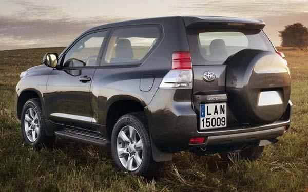 Toyota Land Cruiser Prado 3dr