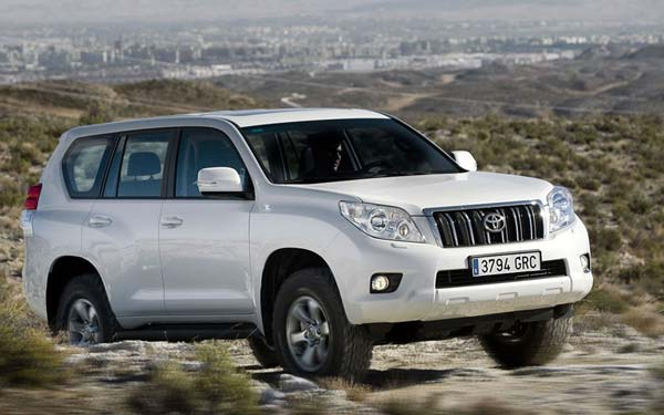 Toyota Land Cruiser Prado 2010-2013