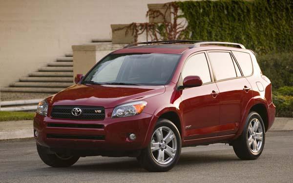 Toyota RAV4 2006-2009