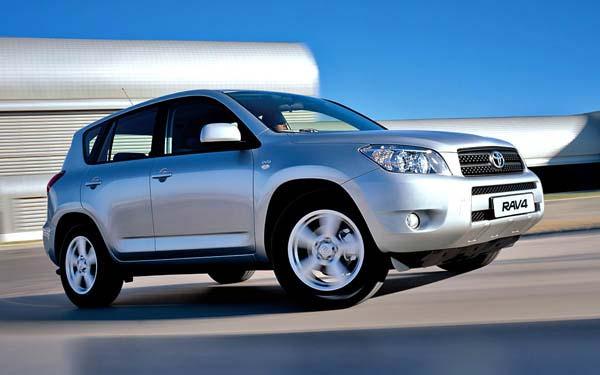 Фото Toyota RAV4  (2006-2009)