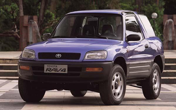 Toyota RAV4 3-Door 1994-1999