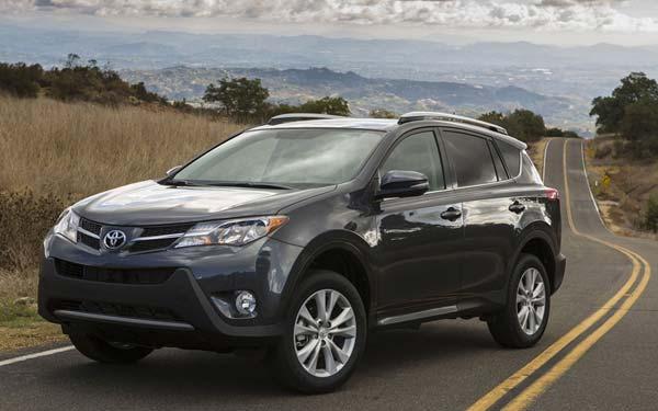 Toyota RAV4 2013-2015