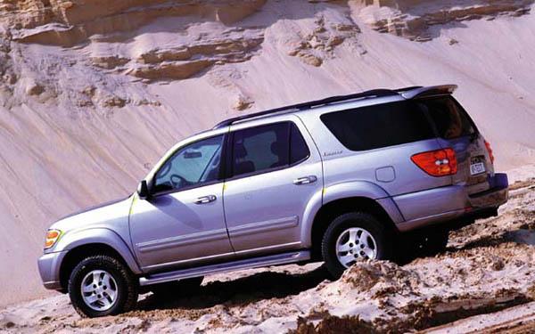 Toyota Sequoia 2000-2004