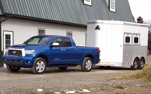 Toyota Tundra Double Cab 2006-2009