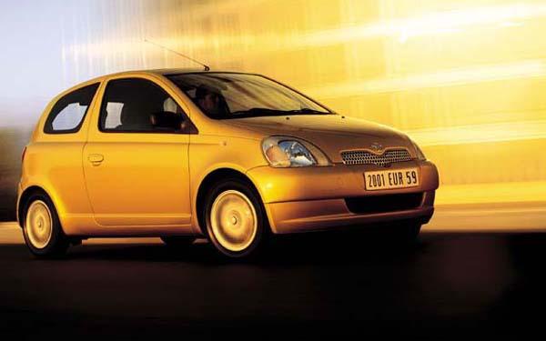 Toyota Yaris 1998-2004