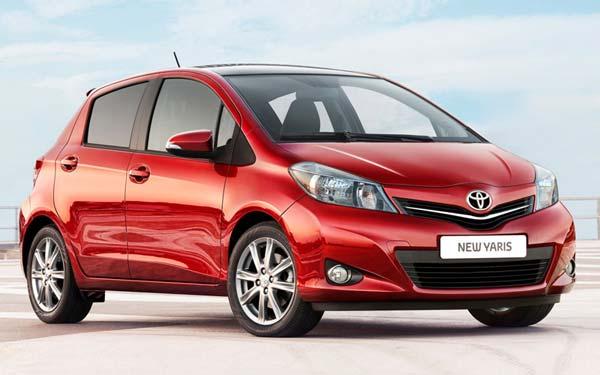Toyota Yaris 2011-2014