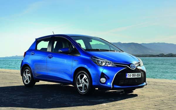 Toyota Yaris 2014-2017