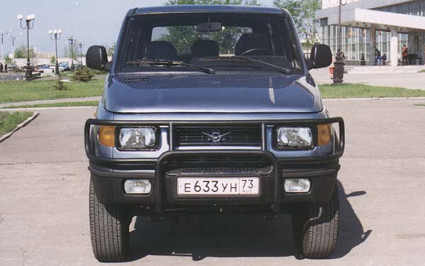 УАЗ 3160 1998-2003