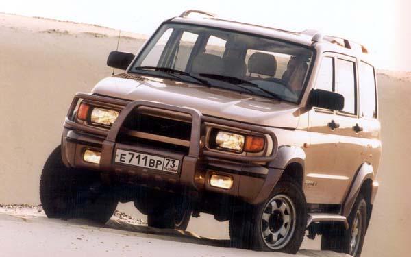 УАЗ 3162 2000-2005