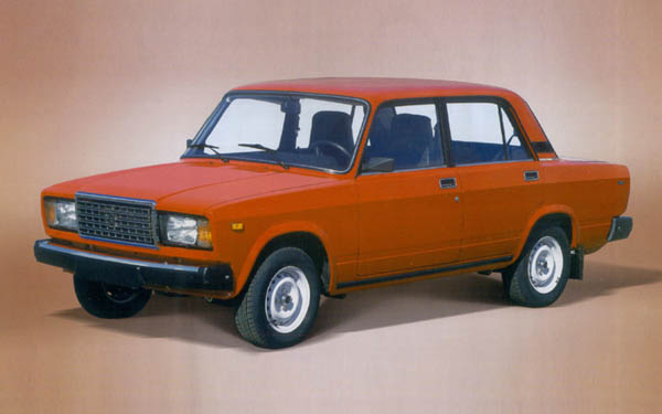 ВАЗ 2107 1982-2012