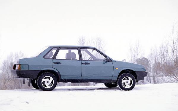 ВАЗ 21099 1990-2004