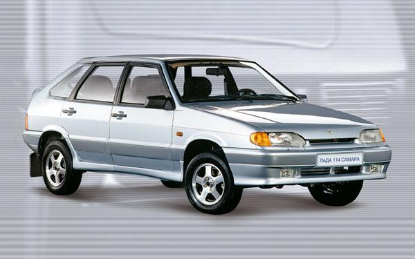 ВАЗ 2114 2002-2013