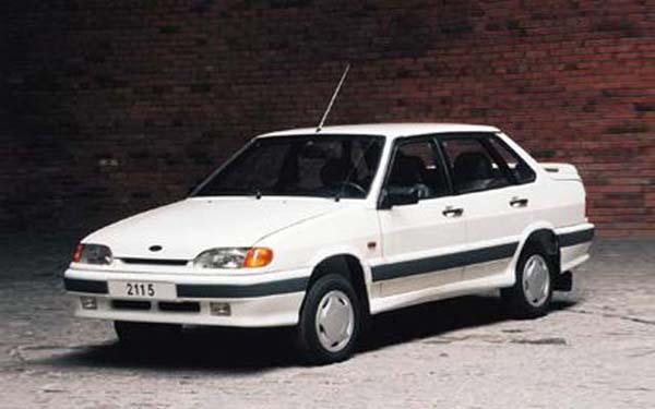ВАЗ 2115 1998-2012