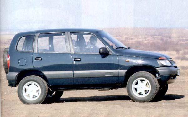 ВАЗ 2123 1998-2000