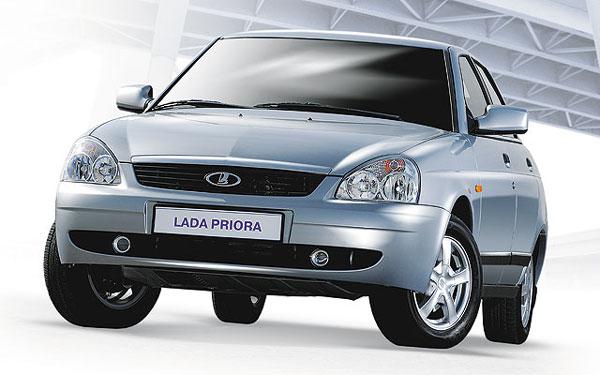 Lada Priora 2007-2012