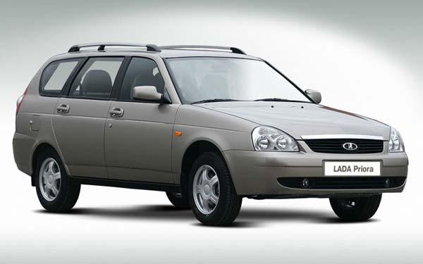 Lada Priora Wagon 2009-2012