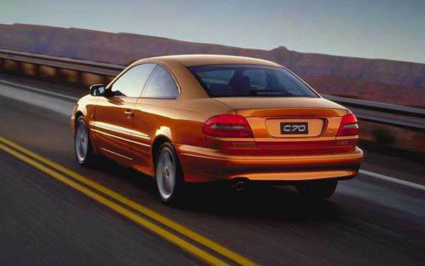 Фото Volvo C70  (1996-2004)
