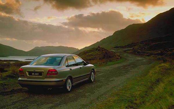 Volvo S40 1995-1999