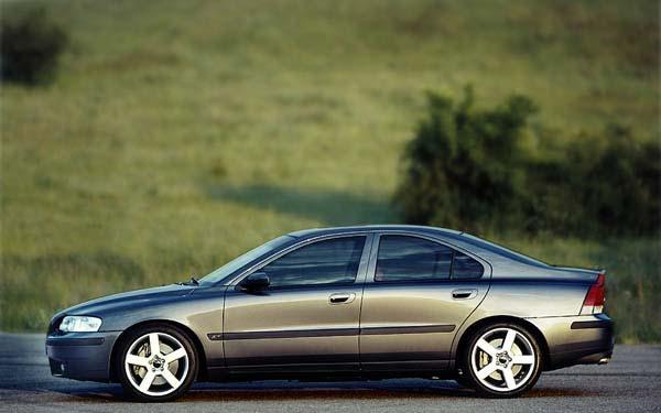 Volvo S60 R 2003-2009