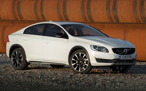 Volvo S60 Cross Country (2015-2018) Фото #91