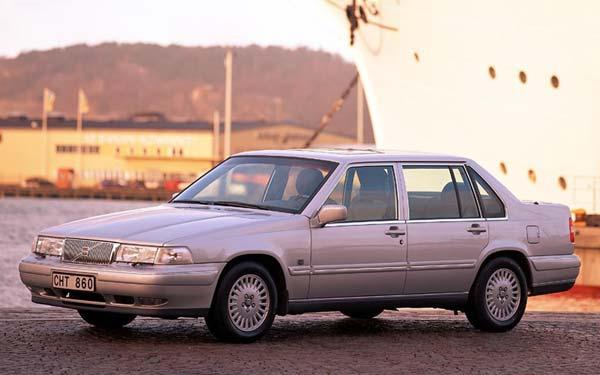 Volvo S90 1996-1998