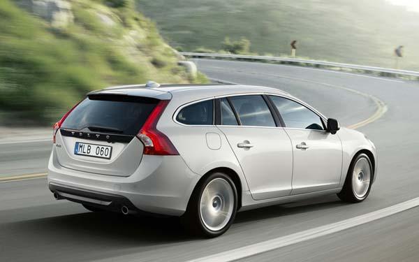 Volvo V60 2010-2013