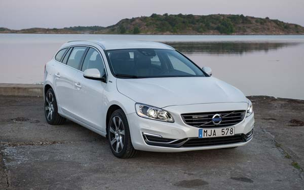 Volvo V60 2013-2018