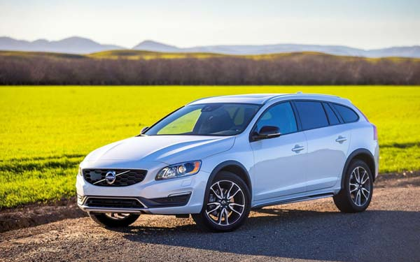 Volvo V60 Cross Country (2015-2018) Фото #41