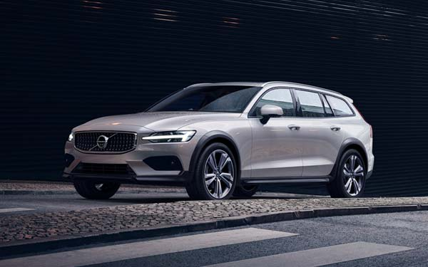 Volvo V60 Cross Country (2018...) Фото #121