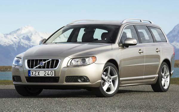 Volvo V70 2007-2013